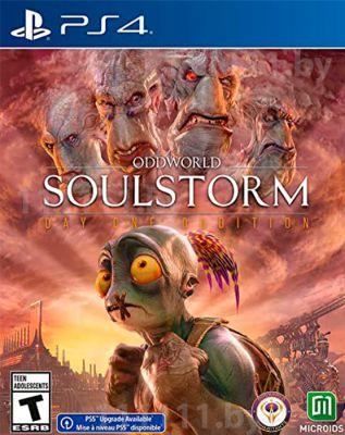 ODDWORLD: SOULSTORM PS4