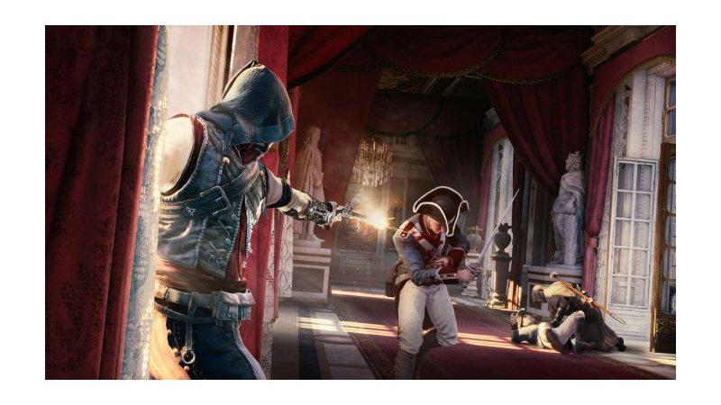 Assassin Единство для PS4