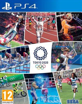 Олимпийские игры Tokyo 2020 PS4