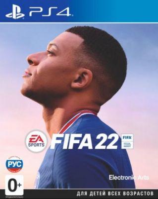 FIFA 22 для PlayStation 4 (PS4) | Диск в Зачет