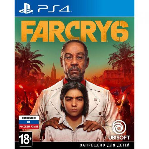 Диск в Зачет - Far Cry 6 для PlayStation 4   Far Cry 6 для PlayStation 5