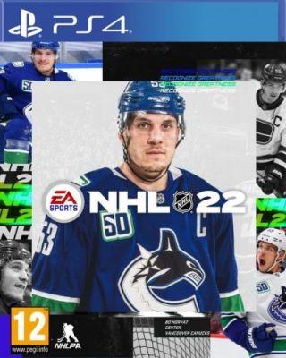 Диск NHL 22 на PS4 | Игра NHL 22 для PlayStation 4