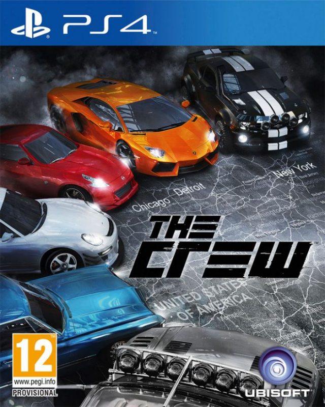 THE CREW. Специальное издание (Полностью на русском языке!) PS4