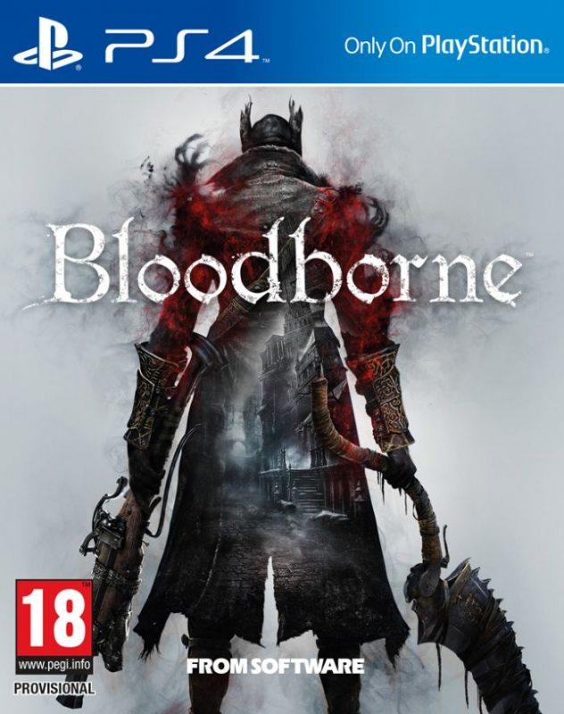 Bloodborne: Порождение крови. (Русская версия) PS4