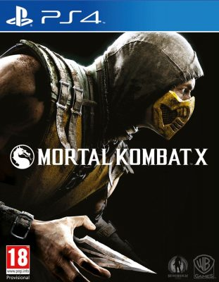 Mortal Kombat X (PS4) Русская версия
