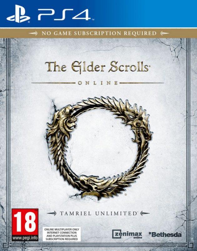 The Elder Scrolls Online: Tamriel Unlimited (PS4)