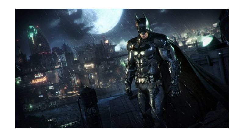 Batman Рыцарь Аркхема на PS4