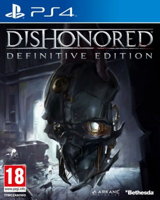 Dishonored Definitive Edition (Русская версия) PS4