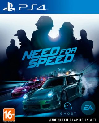 Need for Speed (Русская версия!) PS4