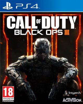 Call of Duty Black Ops 3 для PlayStation 4