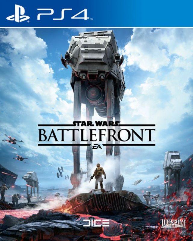 Star Wars Battlefront (PS4) Русская версия