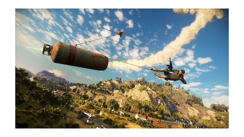 Just Cause 3 для PlayStation 4
