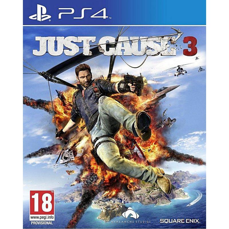 Just Cause 3 для PlayStation 4