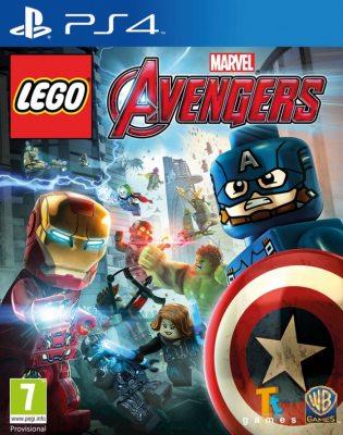 LEGO Marvel Мстители (Русская версия!)