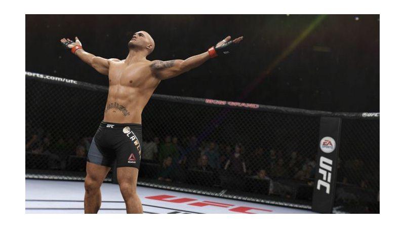 UFC 2 для PS4