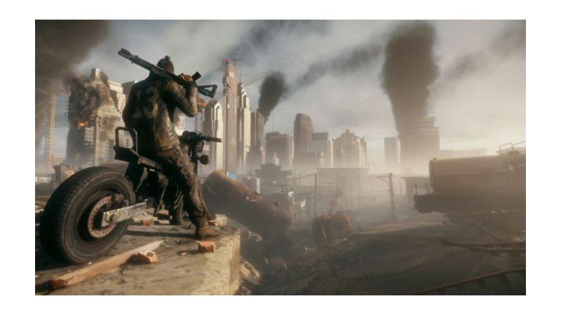 Homefront для PS4 ( Homefront The Revolution PlayStation 4)