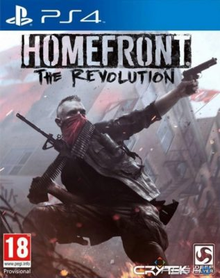 Homefront для PS4 ( Homefront The Revolution PlayStation 4)