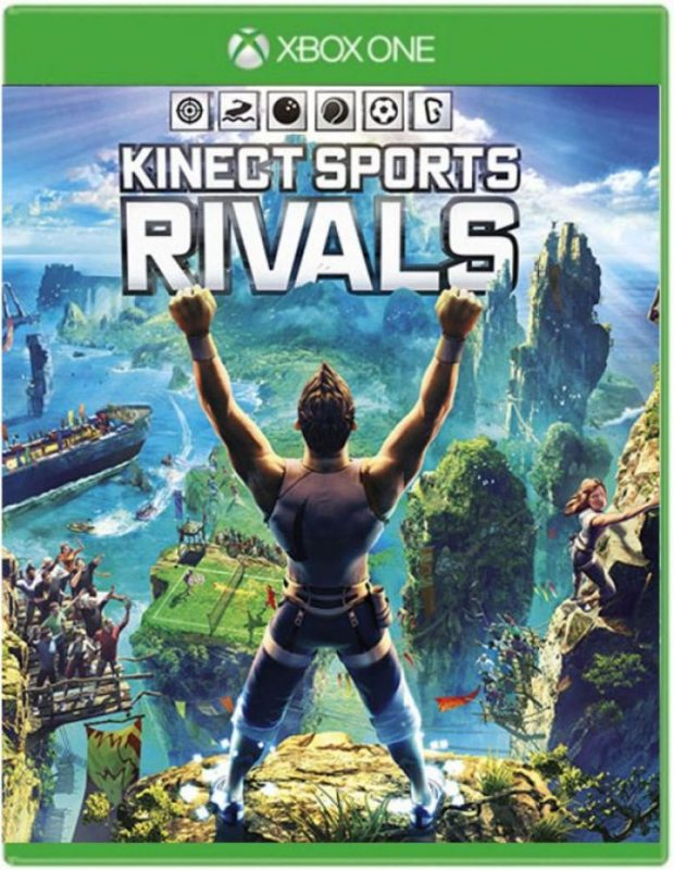Kinect Sports Rivals (Xbox One) Полностью на русском языке!