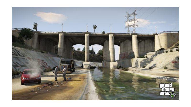 Grand Theft Auto V (Русская версия!) GTA 5 для Xbox One