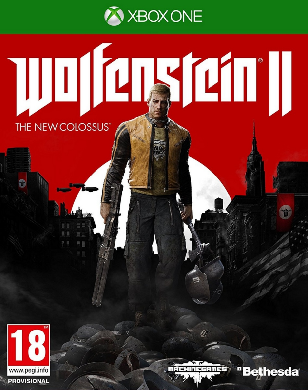Wolfenstein 2 XBOX One