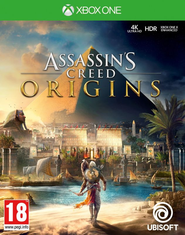 Assassin's Creed Истоки XBOX One