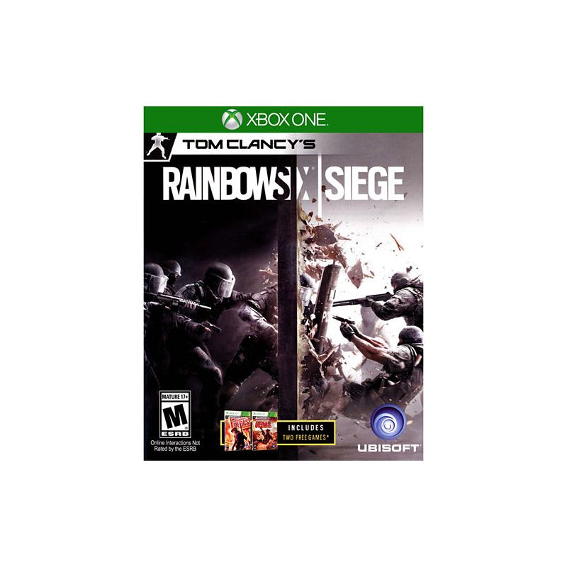 Tom Clancy's Rainbow Six Осада XBOX One