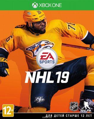 Игра NHL 19 для Xbox One