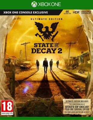 State of Decay 2  для XBOX ONE для XBOX ONE
