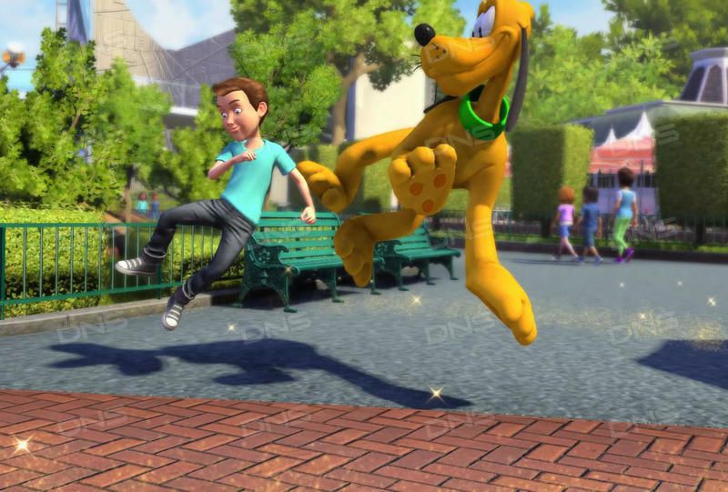 Disneyland XBOX One