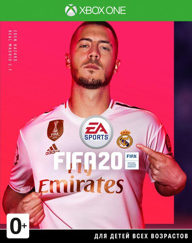 Игра FIFA 20 для Xbox One