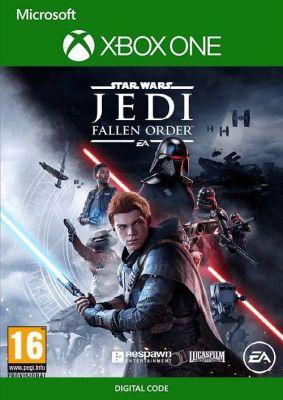 Игра Звёздные Войны Джедаи Павший Орден для Xbox One