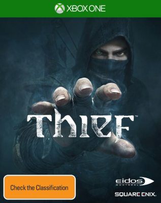 Thief (Xbox One) Русская версия!