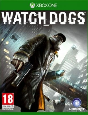 Watch Dogs (Xbox One) Русская версия!
