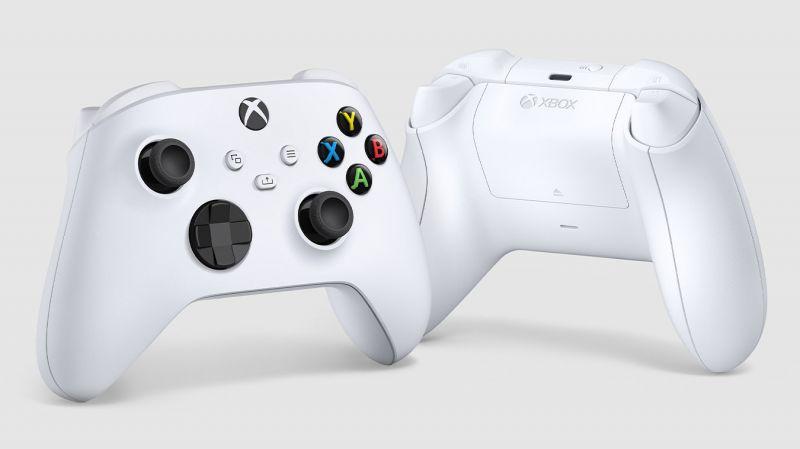 Геймпад беспроводной Microsoft Xbox One S/X Wireless Controller Rev 3 White (Белый) (TF5-00004) Оригинал (Xbox One)