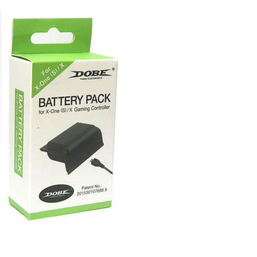 Аккумуляторная батарея Dobe TYX-561 Battery Pack 400mAh Black для Xbox One