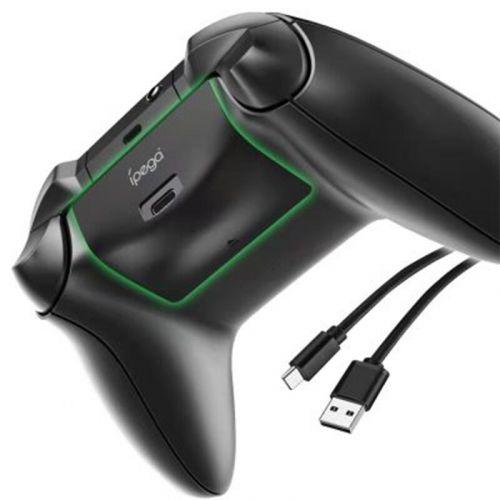 Аккумуляторная батарея и кабель USB Type-C для контроллера Xbox Series X S на 1000 mAh