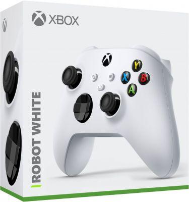 Геймпад Microsoft Xbox One S/X Wireless Controller Rev 3 White (Белый)