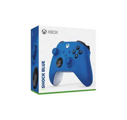 Геймпад Microsoft Xbox One S/X Wireless Controller Rev 3 SHOCK BLUE