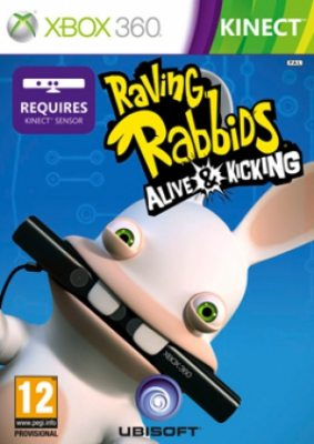 Raving Rabbids Alive & Kicking