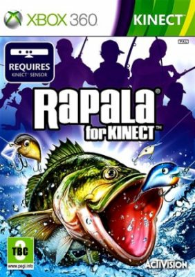 Rapala Fishing for Kinect [Xbox 360]