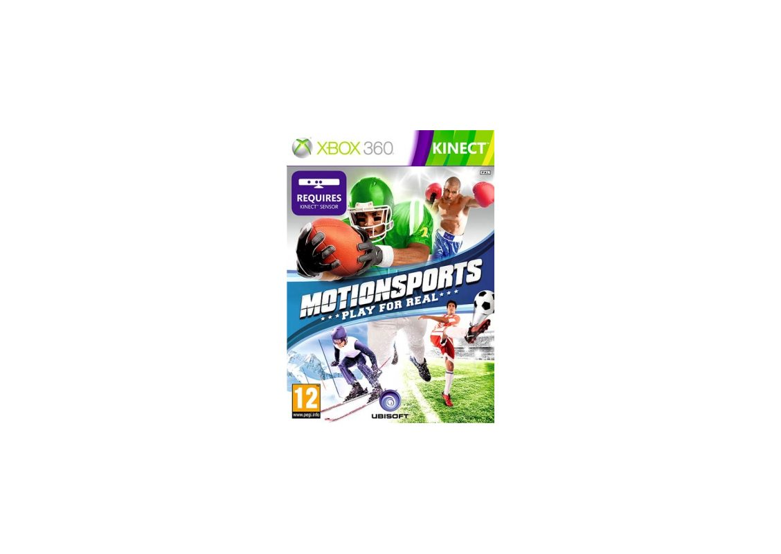 MotionSports [Xbox 360]