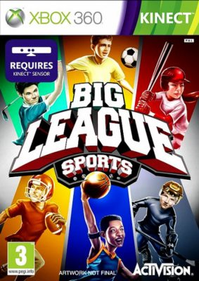 Big League Sports [Xbox 360]