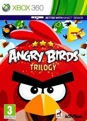 Angry Birds Trilogy (с поддержкой Kinect) [Xbox 360]