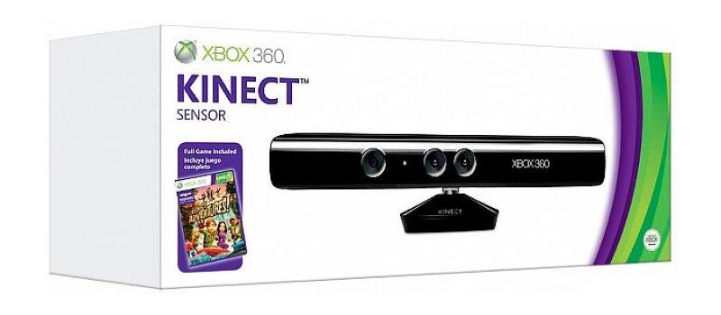 Microsoft Kinect Sensor + игра