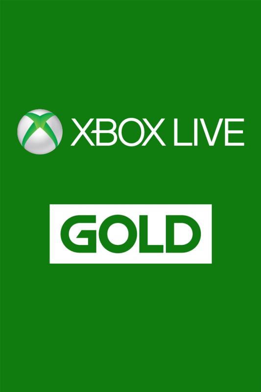 Xbox Live 6 месяц