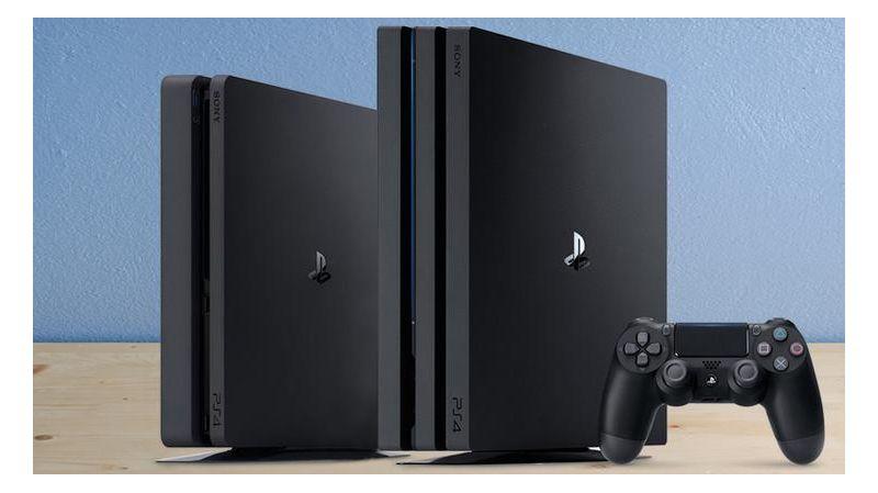 Sony PS 4 Slim + 3 игры