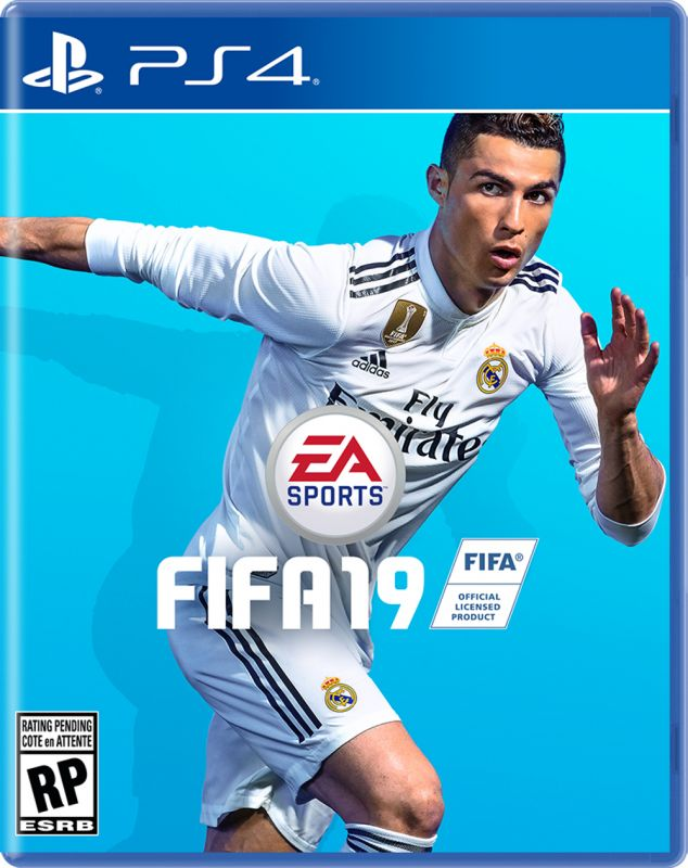 PlayStation 4 Slim + FIFA 19