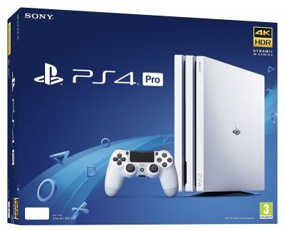 Sony PlayStation 4 PRO (PS4 Белая)