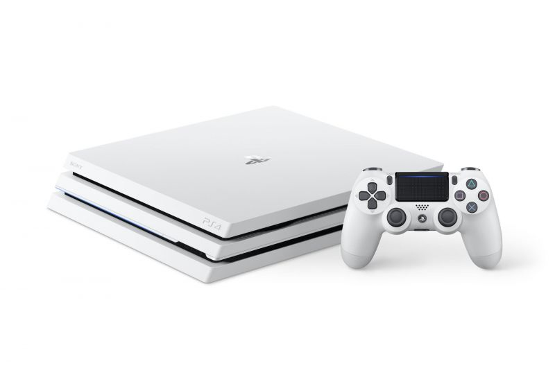 Sony PlayStation 4 PRO (PS4 Белая)