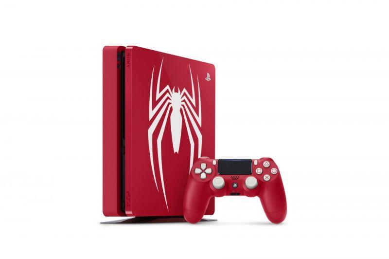 PlayStation 4 Pro Marvel Spider-Man